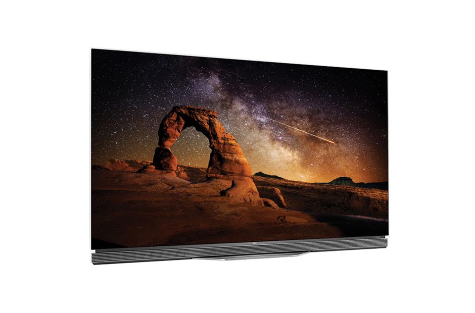 تلویزیون ۶۵ اینچ الترا اچ دی ۴K ال جی مدل OLED E6