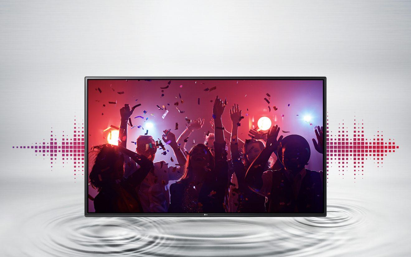تلویزیون فول اچ دی ال جی مدل ۴۳LH590